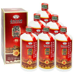 52º贵州茅台集团原浆15茅台酒500ml(6瓶装)