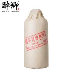 53°贵州茅台镇 醉卿四年纯坤沙 酱香型白酒 固态纯粮 老酒单瓶500ml