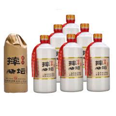 53°贵州茅台镇·摔坛酱酒 酱香型白酒500ml(6瓶装)