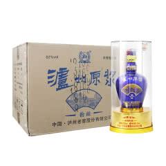 52度泸州原浆韵坛浓香型白酒500ml*6瓶整箱
