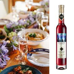 12°维科尼娅 甜型冰酒 冰红葡萄酒 375ml单支装
