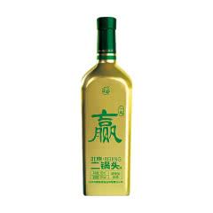 【酒厂直营】华都 北京二锅头(国安一起赢)43度500ml清香型白酒 足球队定制酒