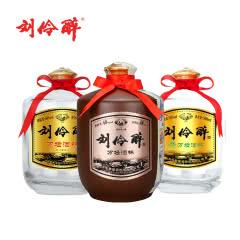 60° 刘伶醉 万坛酒林套装 500ml*3