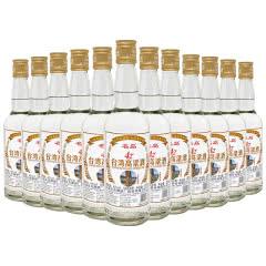 名岛台湾高粱酒绵柔浓香42度整箱12瓶装