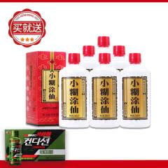 小糊涂仙(普仙) 浓香型白酒 52度500ml 6瓶装 送肯迪醒10瓶