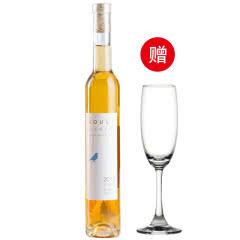慕拉(MOULA)冰白葡萄酒蓝钻冰酒甜型雷司令葡萄酒红酒单支375ml