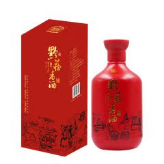 黔藏老酒(缘)53度酱香型白酒 茅台镇粮食酿造  500ml单瓶装