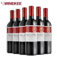 智利原瓶进口红酒 干露酒庄马代苏赤霞珠干红葡萄酒750ml*6