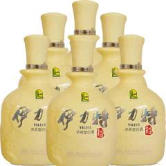新疆特产白酒伊力牌 伊力特屯垦戍边50度浓香型白酒500ml 6瓶整箱