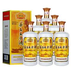 【东晟之美】53° 茅台珍品王子酒 1000ml (2008年)(6瓶装)