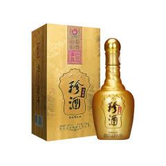 53度贵州珍酒 珍英雄 酱香型 礼盒 白酒纯粮食酒500ml
