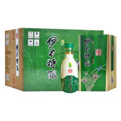 伊力特 新疆白酒 伊力特酿(F2)号 浓香型白酒500ml 50度 6瓶整箱