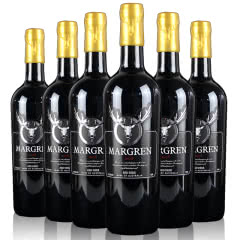 澳大利亚玛格伦红鹿干红葡萄酒750ml(6瓶装)