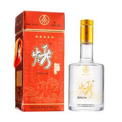 """【老酒特卖】52°五粮液股份公司 """"五星烤酒""""475ml(2004年无QS标志)"""