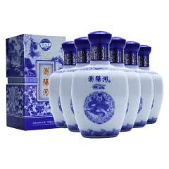 52°浏阳河珍品30年浓香型白酒475ml*6瓶整箱装