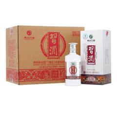 53°贵州茅台集团习酒银质习酒酱香型白酒整箱500ml(6瓶装)