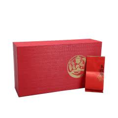 中茶乌龙茶大红袍乌龙茶礼盒128克礼盒装