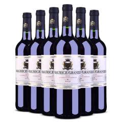 法国葛尼尔干红葡萄酒750ml*6