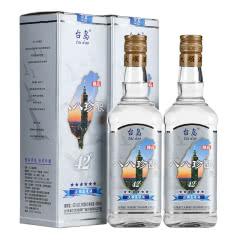 42°台岛八八珍酿 600ml*2瓶 台湾高粱酒 浓香型 白酒礼盒