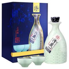 53度 汾酒汾藏1988吉祥壶 清香型杏花村山西礼盒白酒 475ml(带杯)