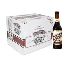 布鲁杰克瓶装黑啤500ml*20整箱捷克原装进口