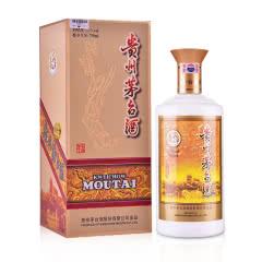 43°贵州茅台飞天酒专卖店(2008年)750ml 单瓶装