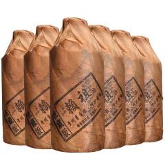53°赖祖20年纯粮食高粱坤沙酱香高度白酒整箱500ml*六瓶