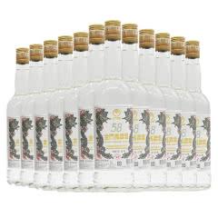 58°金门高粱酒白金龙台湾纯粮食白酒600ml整箱装(12瓶装)