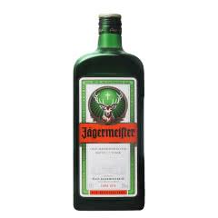 35°【抖音同款】德国野格利口酒1750ml