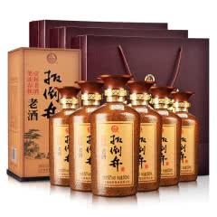 【酒仙甄选】52°扳倒井老酒整箱白酒500ml(6瓶装)