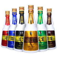 贵州湄窖钻石酱酒 53度酱香型6彩 500ml*6