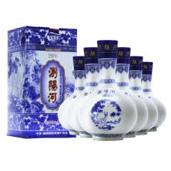 52度浏阳河酒珍品20年浓香型国产白酒475ml*6瓶装