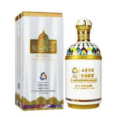 45° 古井贡 哈萨克斯坦 750ml 单瓶装
