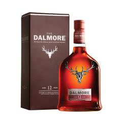 40°达尔摩/帝摩12年单一麦芽威士忌700ml