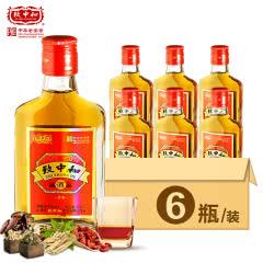 中华老字号 致中和35度小酒 口袋便携小酒125ml*6瓶装
