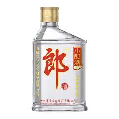 45°小郎酒 歪嘴郎 浓酱兼香型白酒 经典小郎酒 100ml(单瓶装)
