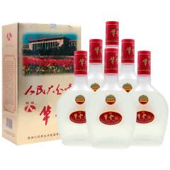 【老酒】53°华堂酒酱香型500ml*6(2002年)