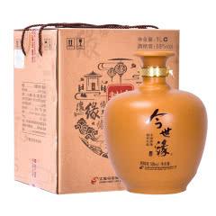 58°今世缘封坛珍藏坛装酒 1000ml