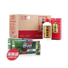 小糊涂仙(普仙) 浓香型白酒 52度500ml 12瓶整箱装