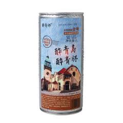 醉青怀青岛精酿原浆啤酒-金啤  全麦手工酿造1000ml