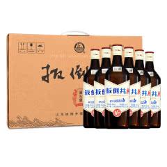 【酒厂直营】42°扳倒井酒头酒 500ml *6瓶(新版包装)