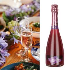 4.5°维科尼娅 蓝莓味酒 汽泡酒 甜酒香槟 730ml单瓶装