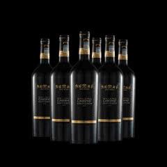 山西怡园酒庄德熙珍藏赤霞珠干红葡萄酒2017年份750ml*6 橡木桶陈酿 国产红酒