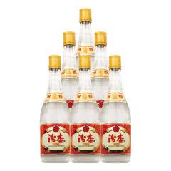 53°汾杏1988光瓶V16清香型白酒425ml*6整箱