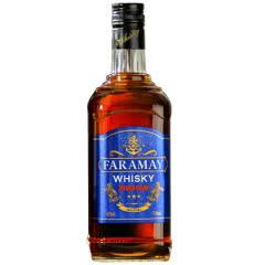 【买赠酒杯】40°法拉玛依洋酒 珍藏级贵爵威士忌烈酒700ml单瓶