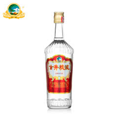 50°古井贡酒 古井粮液750ml*1 单瓶装 国产浓香型白酒