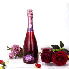 4.5度【蓝莓味】维科尼娅 甜型汽泡酒低度少女葡萄酒 730ml单支装