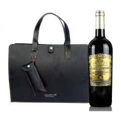 拉菲传奇·公爵2013干红葡萄酒750ml*2瓶重型瓶金属标