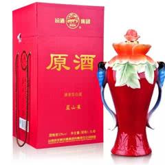 52°汾酒集团原酒·蓝山雀 清香型汾酒礼酒1500ml