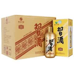 53°贵州茅台集团习酒金装老习酒(2019年)500ml*6瓶整箱装